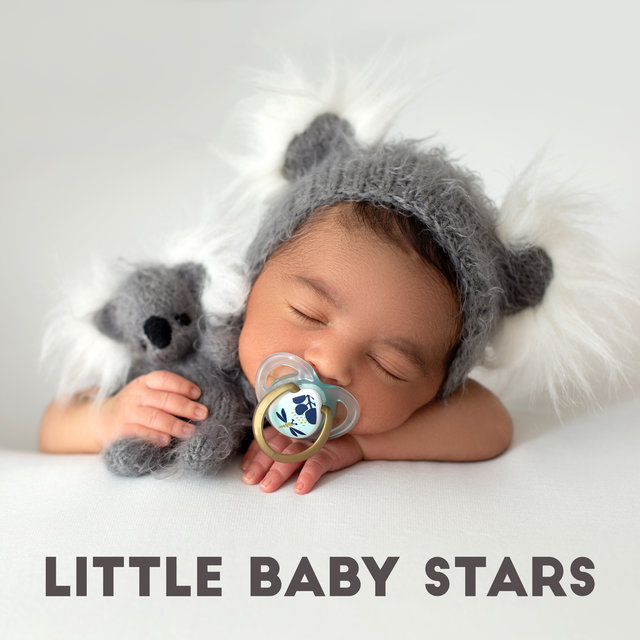 Little Baby Stars – Lovely & Calm Music, Sleep Baby Music, New Age Lullabies
