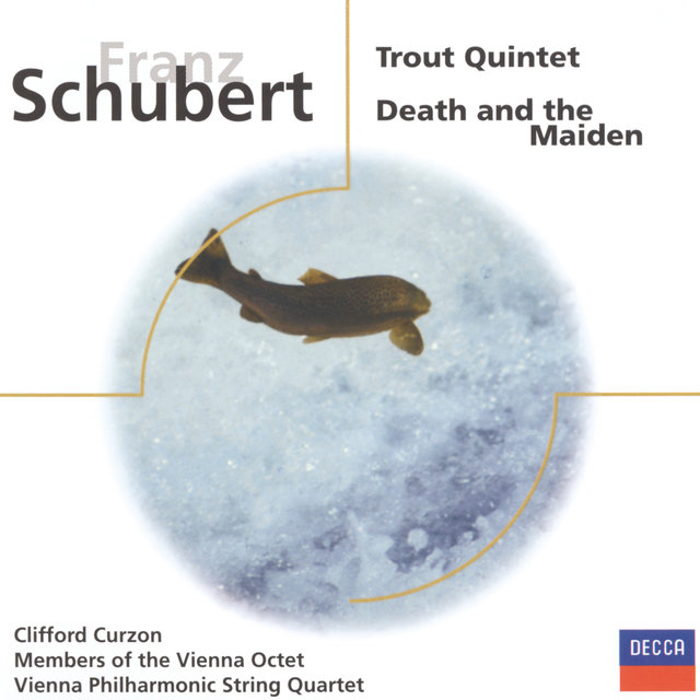 Schubert: Trout Quintet / String Quartet in D minor