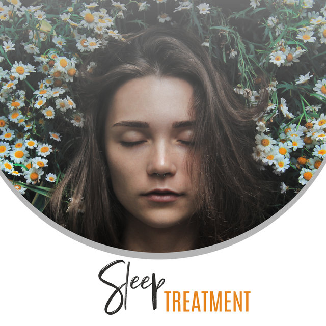 Sleep Treatment – Therapeutic Relaxation Music for Insomnia and Trouble Sleeping