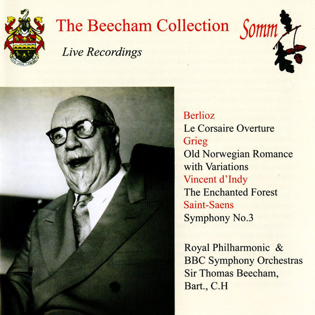 The Beecham Colleciton: Berlioz, Grieg, D'Indy & Saint-Saëns