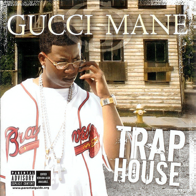 Cover art for album Trap House by Gucci Mane