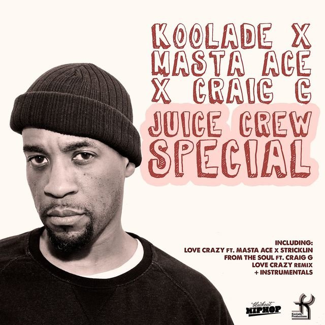 Love Crazy (feat. Masta Ace & Stricklin)