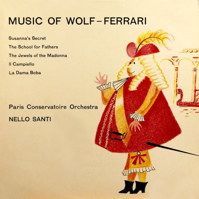 Music of Wolf-Ferrari