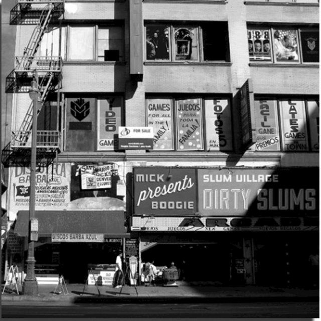 Dirty Slums Instrumentals