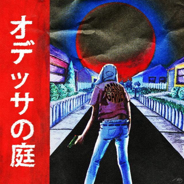 Cover art for album ODESSA'S GARDEN by Lil Boom