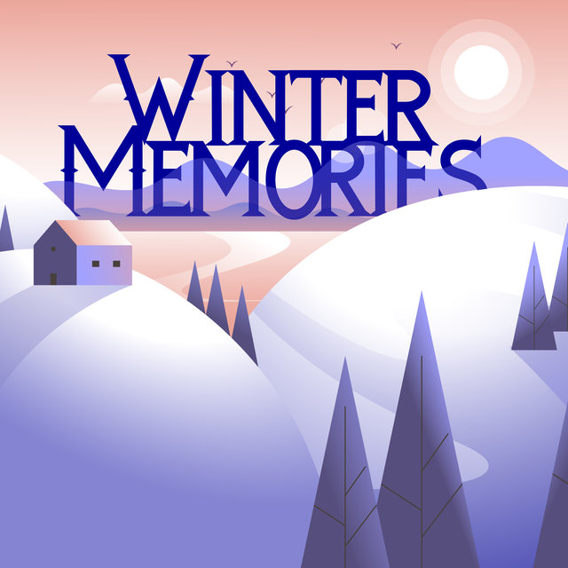 Winter Memories: Relaxing Chillout Music Zone, Calm, Romantic