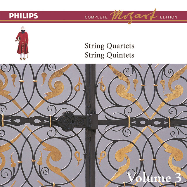 Mozart: The String Quartets, Vol.3 (Complete Mozart Edition)