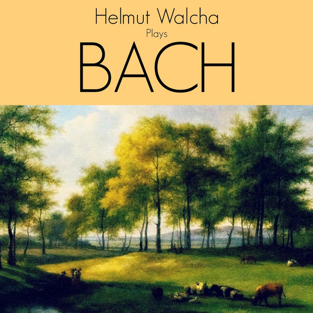 Helmut Walcha Plays Bach