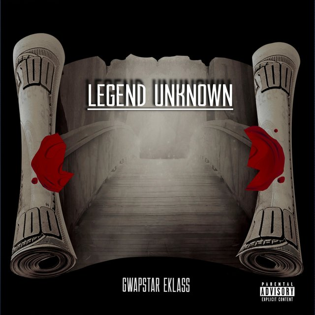 Cover art for album Legend Unknown by GwapStar Klass