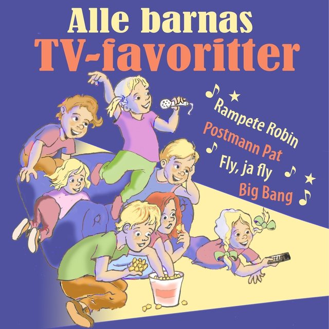 Alle barnas TV-favoritter