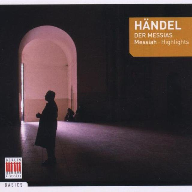 Händel: Messiah Oratorio, HWV 56