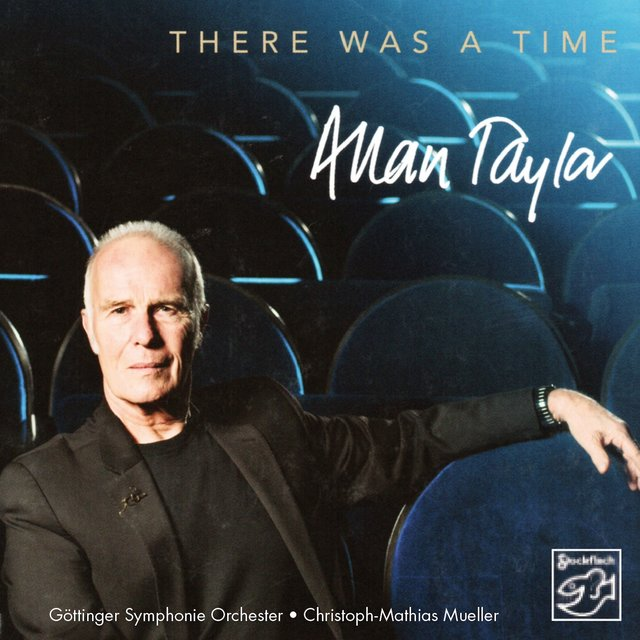 Cover art for album There Was a Time by Allan Taylor