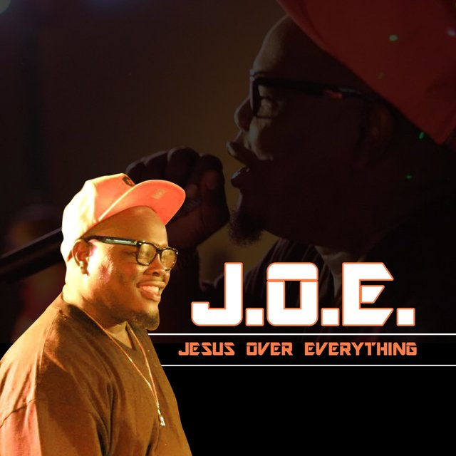 J .O.E (Jesus Over Everything)