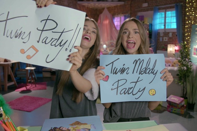 TWIN MELODY PARTY - Episodio 9 - BLOOPERS