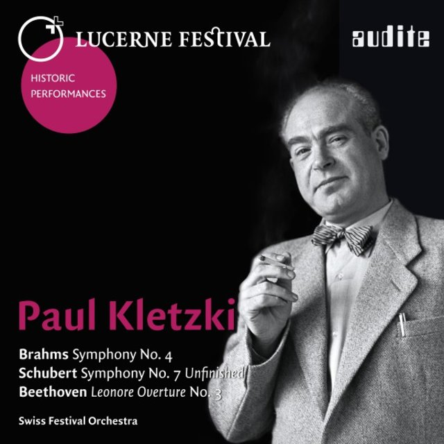Lucerne Festival Historic Performances: Paul Kletzki