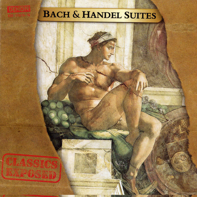 Bach and Handel Suites
