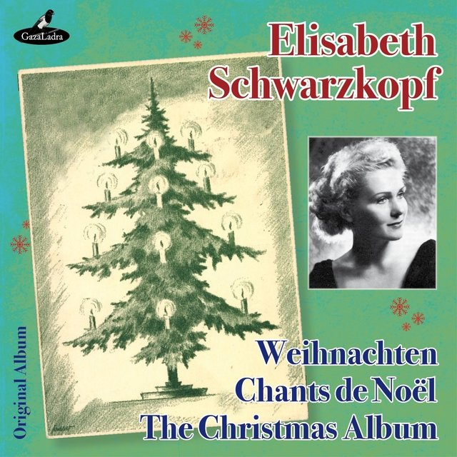 The Christmas Album, Chants de Noël, Weihnachten