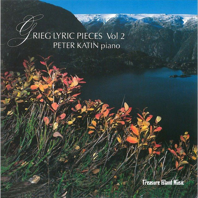 Grieg: Lyric Pieces Vol. 2