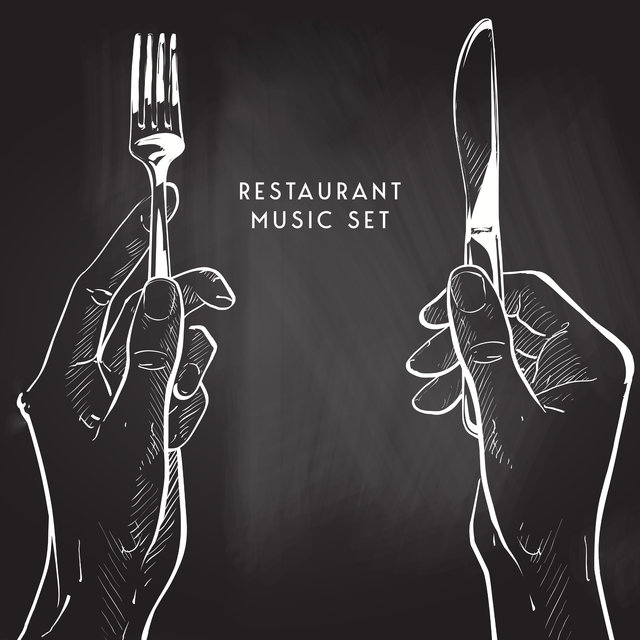 Restaurant Music Set - Collection of Atmospheric Jazz Melodies That Sound Great During a Delicious Meal