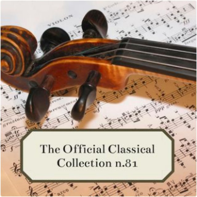 The Official Classical Collection n.81