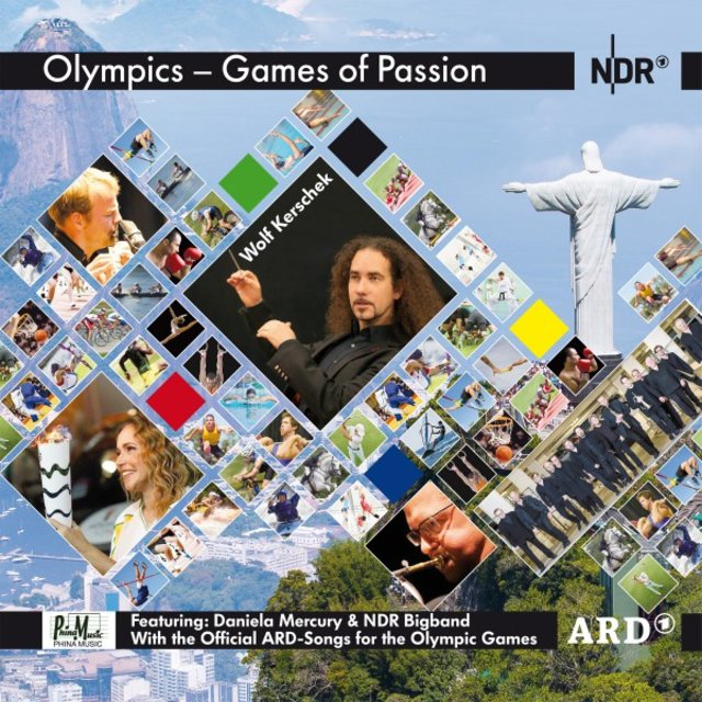 Games of Passion: Official Ard-Song for the Olympic Games