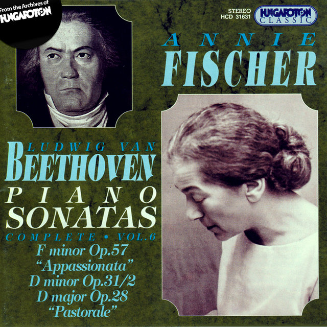Beethoven: Complete Piano Sonatas, Vol. 6: Nos. 15, 17 and 23