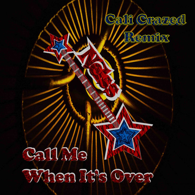 Cover art for album Call Me When Its Over by Nelss