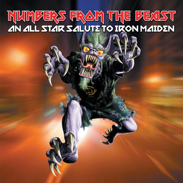 Numbers From The Beast: An All-Star Tribute To Iron Maiden