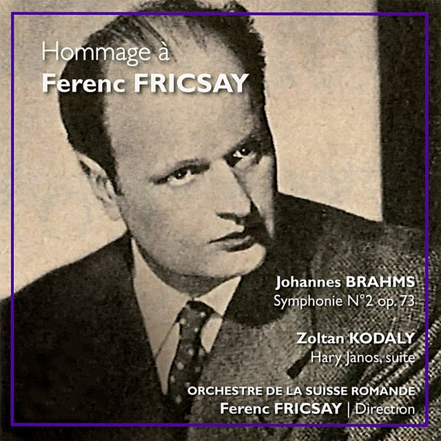 Hommage à Ferenc Fricsay