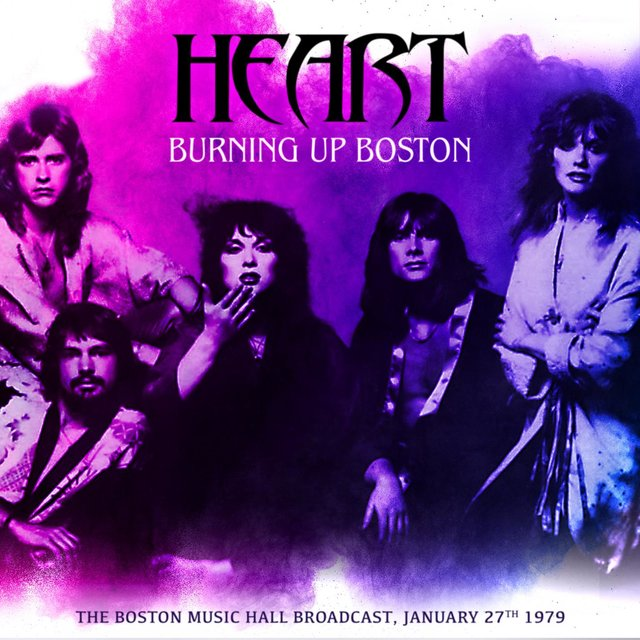 Burning Up Boston (Live 1979)