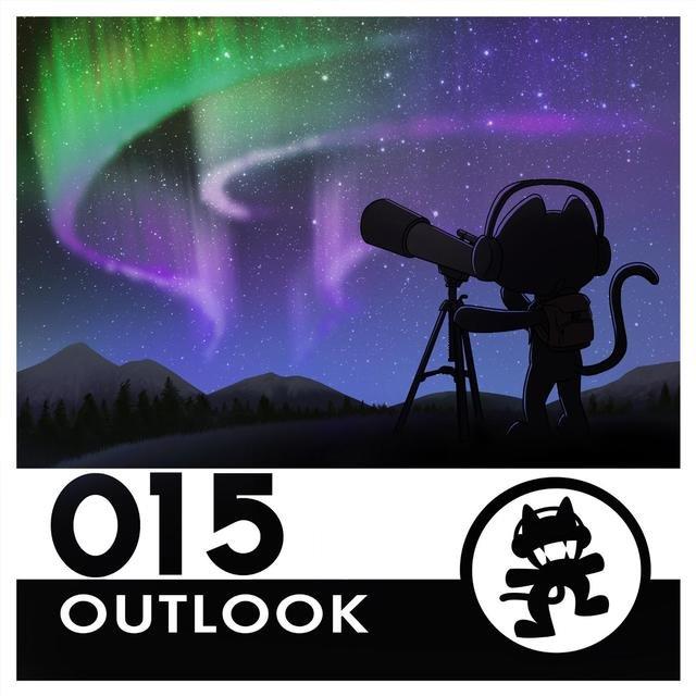 Cover art for album Monstercat 015 - Outlook by Monstercat