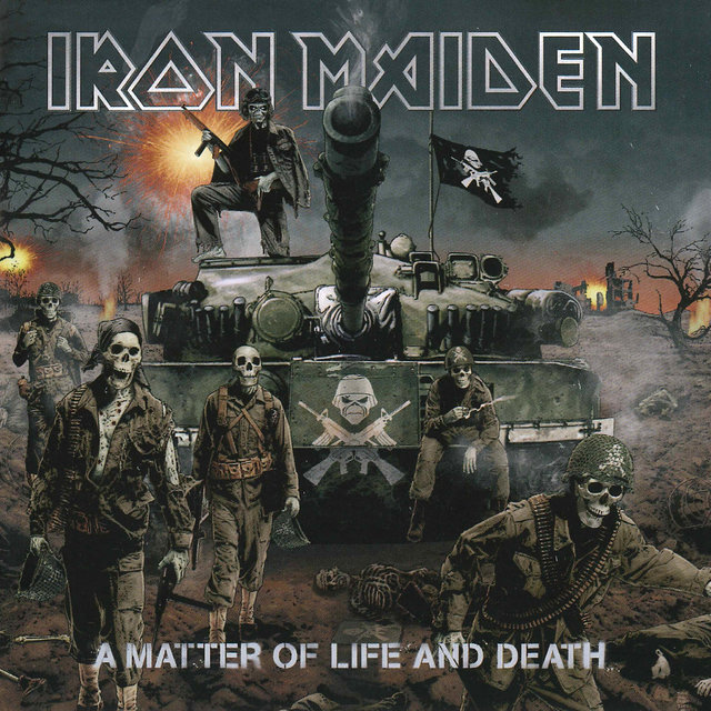 A Matter of Life and Death (2015 - Remaster)