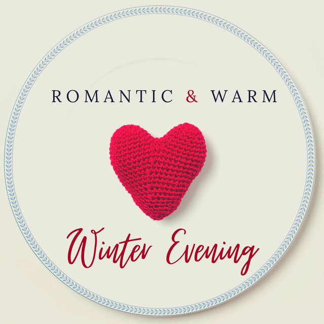 Romantic & Warm Winter Evening – R'n'B Jazz Music for Lovers, Winter Music for Date, Sensual Instrumental Rhytm and Blues