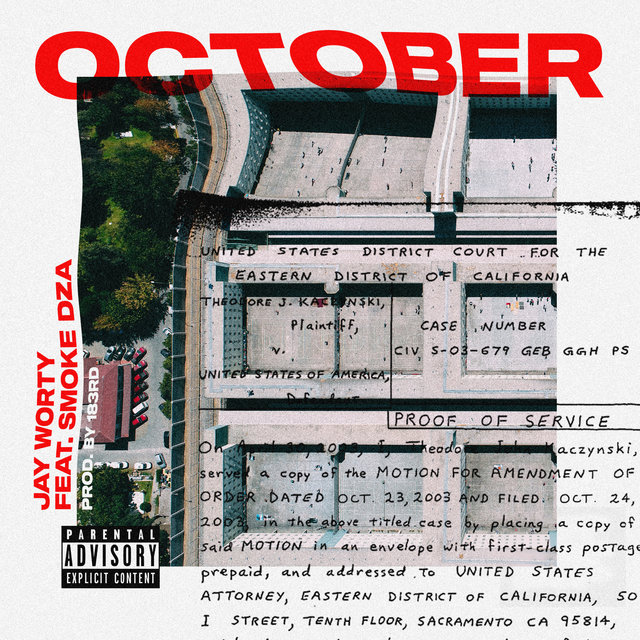 October (feat. Smoke DZA)