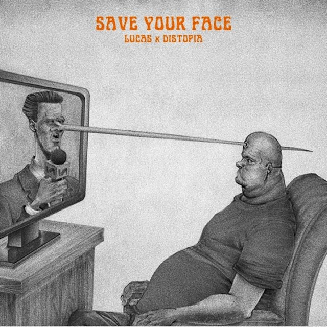 Save Your Face (feat. DISTOPIA)