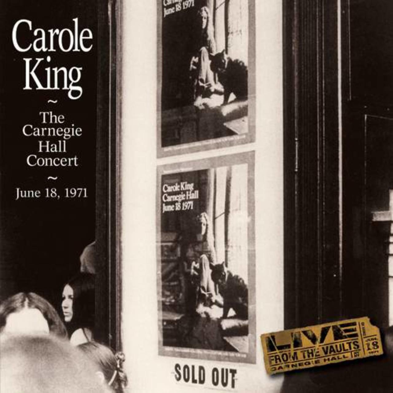 Carole King The Carnegie Hall Concert June 18, 1971 / Carole King TIDAL Part 66
