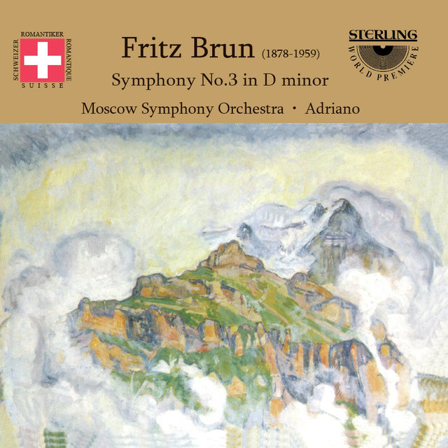 Brun: Symphony No. 3 in D Minor