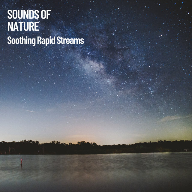 Sounds of Nature: Soothing Rapid Streams