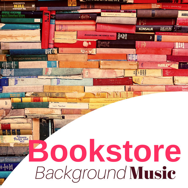 Bookstore Background Music - Relaxing Piano Music, Nature Sounds and Meditation Music