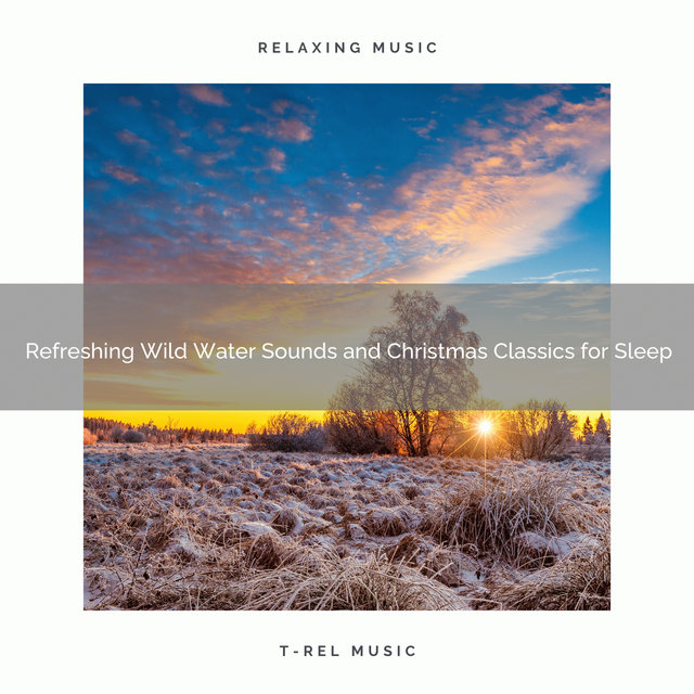 Refreshing Wild Water Sounds and Christmas Classics for Sleep