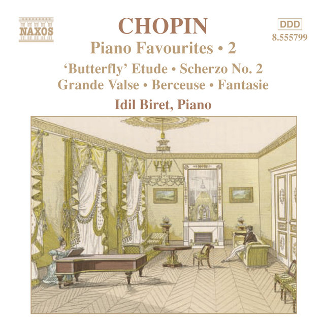 Chopin: Piano Favourites, Vol. 2