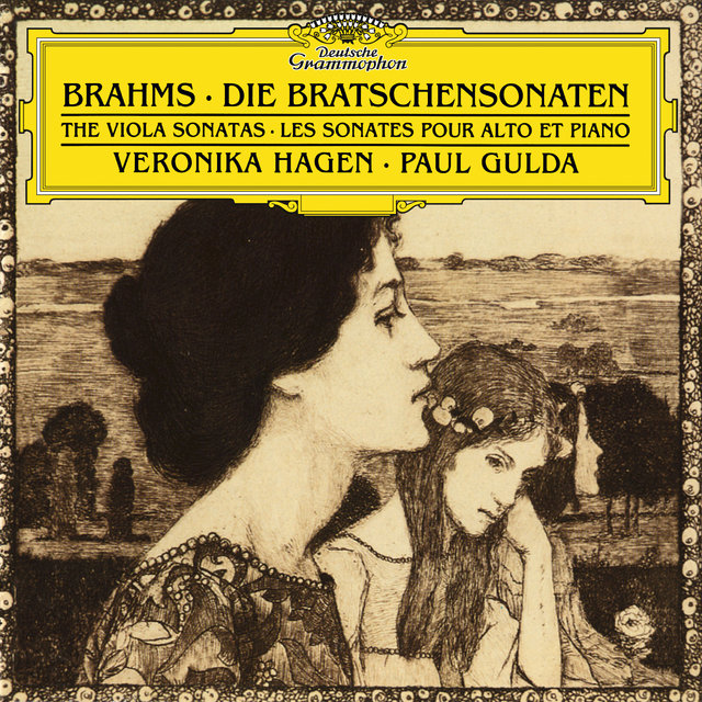Brahms: Sonatas For Clarinet And Piano, Op.120 No.1 & 2; Gestillte Sehnsucht, Op.91, No.1; Geistliches Wiegenlied, Op.91, No.2