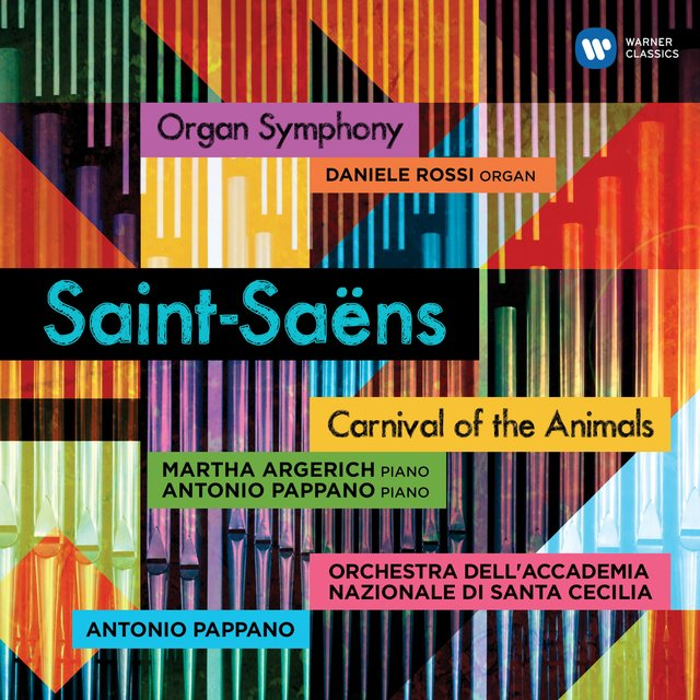 Saint-Saëns: Carnival of the Animals & Symphony No. 3,