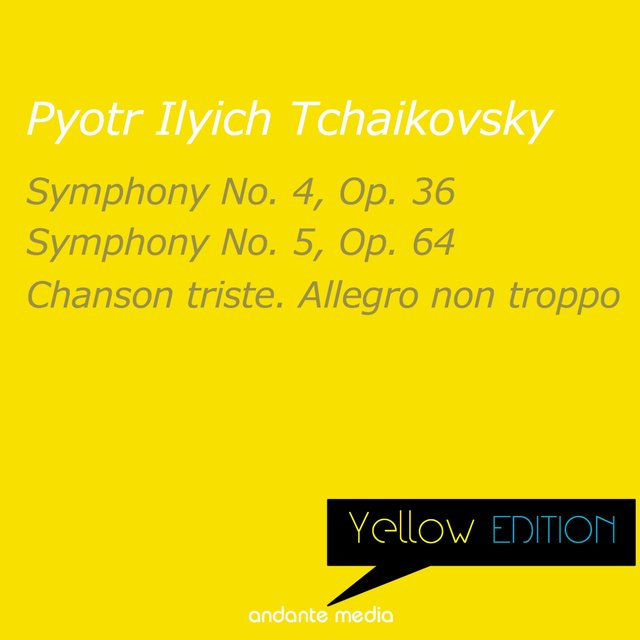 Yellow Edition - Tchaikovsky: Symphonies Nos. 4 & 5