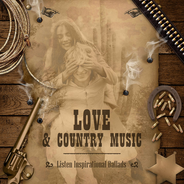 Love & Country Music: Listen Inspirational Ballads