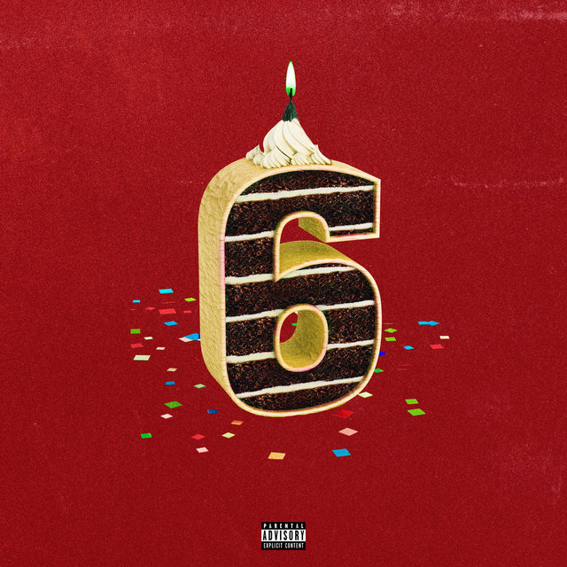 Cover art for album BIRTHDAY MIX 6 by Lil Yachty