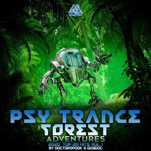 Psy Trance Forest Adventures: 2020 Top 20 Hits, Vol. 1