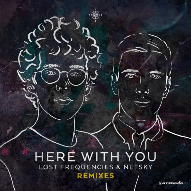 Here with You (Remixes)
