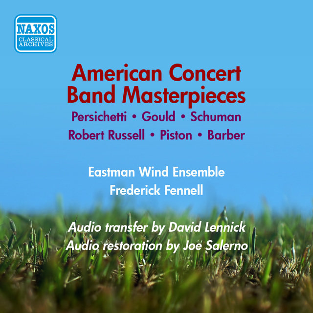 American Concert Band Masterpieces (1956)