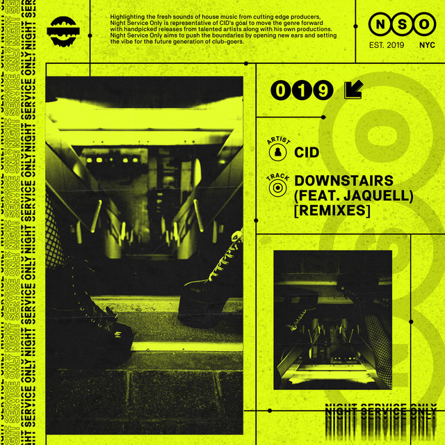 Downstairs (feat. Jaquell) [Remixes]